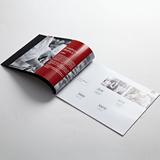 工厂企业画册说明书杂志精装书本定制一本起印